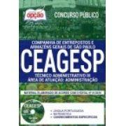 APOSTILAS CONCURSOS CEAGESP-SP - 1.8