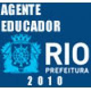 Concurso Agente Educador II RJ 2010