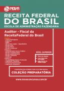 Apostila Receita Federal - AUDITOR FISCAL (NV)