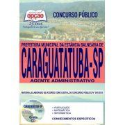CARAGUATATUBA - SP - PREFEITURA MUNICIPAL-1.8 - Diversos Cargos