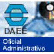 DAEE SP - Oficial Administrativo