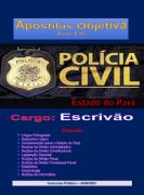 ESCRIVÃO - Polícia Civil Pará - Apostila Completa - em PDF-2020-2021
