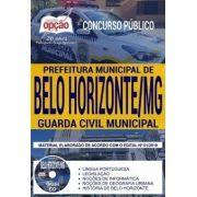 GUARDA MUNICIPAL- BELO HORIZONTE - Concurso 2019-1.9