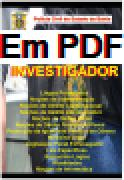 Investigador-Polícia Civil -BAHIA - Apostila- PDF - Concurso -- 2018