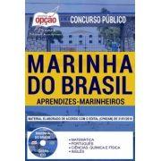 MARINHEIRO APRENDIZ-Apostila Completa-Marinha do Brasil-ref.1.8