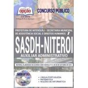 NITEROI - RJ - PREFEITURA MUNICIPAL-SASDH-1.8 - Diversos Cargos