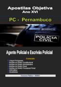 Polícia Civil-PERNAMBUCO-AGENTE e ESCRIVÃO- Apostila em PDF completa -2021