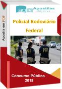 POLICIAL RODOVIÁRIO FEDERAL- Apostila-Atualizada-PDF-Concurso-2019