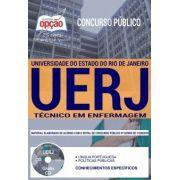 UERJ - Apostila Concurso 1.8 - Técnico em Enfermagem