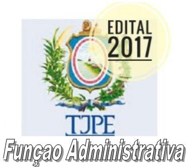 Apostila completa em PDF - TJ - PERNAMBUCO - Técnico Judiciário - Função ADMINISTRATIVA  - Apostilas Objetiva