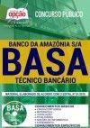Apostila Concurso BASA - Banco da Amazônia- Técnico Bancário-1.8  - Apostilas Objetiva