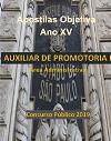 Apostila Concurso (em PDF) AUXILIAR DE PROMOTORIA - Administrativa - MP SP 2019   - Apostilas Objetiva