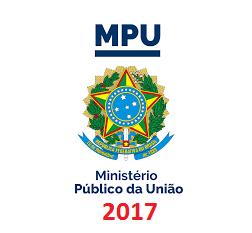 Apostila do Concurso MPU 2017 (em PDF)