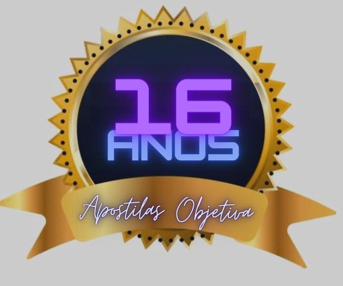 Apostila - em PDF - Concurso TJ-SANTA CATARINA - Técnico judiciário Auxiliar-F  - Apostilas Objetiva