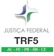 Apostila Concurso TRF da 5ª Região AL CE PB RN SE | Técnico e Analista Judiciário 2017  - Apostilas Objetiva