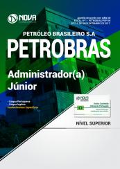 Apostila-PETROBRAS-ADMINISTRADOR JÚNIOR-1.8  - IMPRESSA (EN)  - Apostilas Objetiva