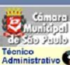 CÂMARA MUNICIPAL SP - Técnico Administrativo -Área adm  - Apostilas Objetiva