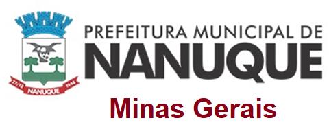 PREFEITURA NANUQUE-MG -Auxiliar Serv. Gerais, Carpinteiro, Vigia, Operário e Gari - Apostila em PDF  - Apostilas Objetiva