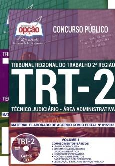 TRT-2-SP-TÉCNICO-JUDICIÁRIO-ÁREA-ADMINISTRATIVA-Apostila-IMPRESSA-1.8  - Apostilas Objetiva