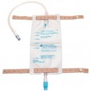 Bolsa coletora de Urina Perna Sistema Fechado 500ml c/extensao -Taylor