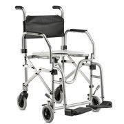 Cadeira de Banho Alumínio dobrável Jaguaribe