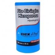 Fita Adesiva Microporosa Branco 100x10 Ciex