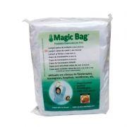 Lençol solteiro impermeável branco - Magic Bag