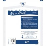 Luva cirúrgica estéril 6,5 - New hand