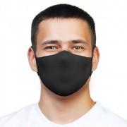 Máscara Reutilizável com Alça Sigvaris 2 unidades - G preta