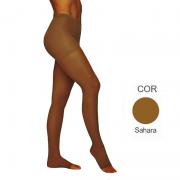 Meia Calça de Suave Compressão Venosan Legline 15-23mmHg Cor Sahara