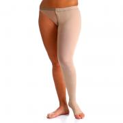 Meia Coxa com Cinta Sigvaris Select Comfort Premium 20-30mmHg Lado Direito