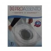 Protetor para assento sanitário descartável -proAssento