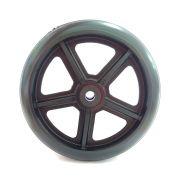 Roda aro 6 furo 10 mm Jaguaribe