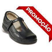 Sapato Feminino Glory para Diabéticos