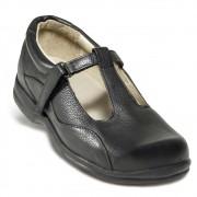 Sapato Feminino para Diabético Sannabem Glory 5009 Preto
