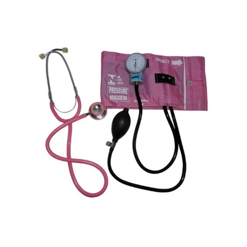 Aparelho de Pressão com Estetoscópio NTL Pressure