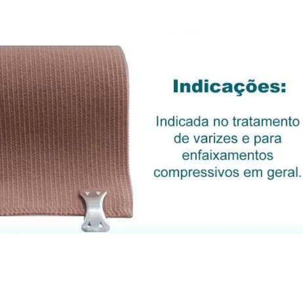 Atadura Elástica Compressiva Sigvaris 10cmX1,30m- c/10 Unidades