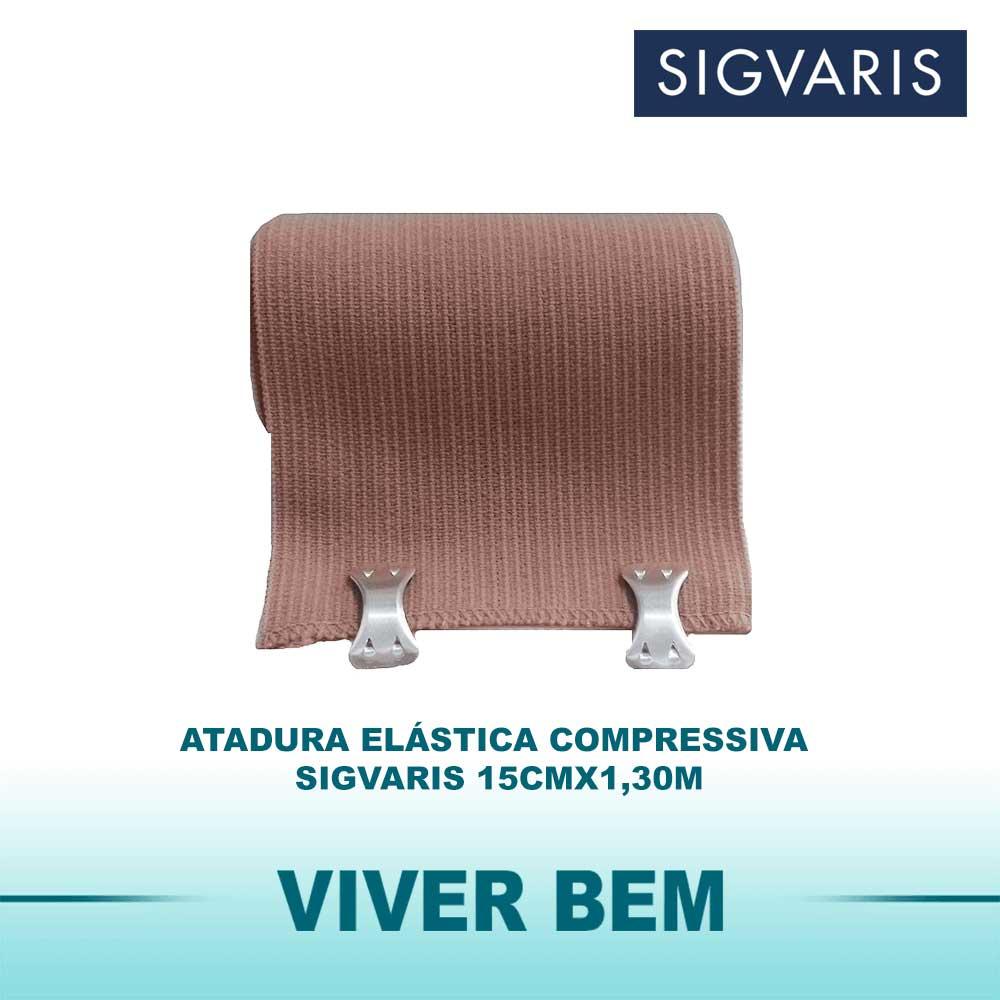 Atadura Elástica Compressiva Sigvaris 15cmX1,30m