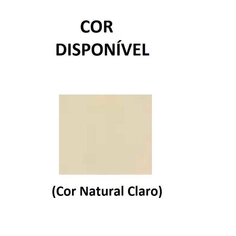 Braçadeira Sigvaris com Polegar 40-50mmHg Cor Natural Claro