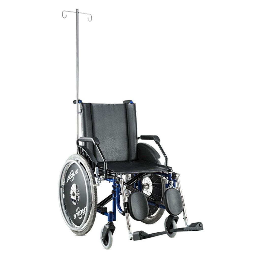 Cadeira de Rodas Ágile Hospitalar Jaguaribe