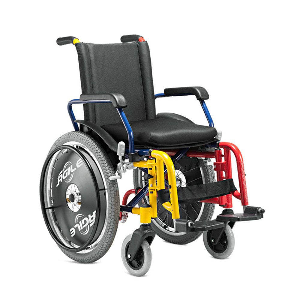Cadeira de Rodas Ágile Infantil Jaguaribe