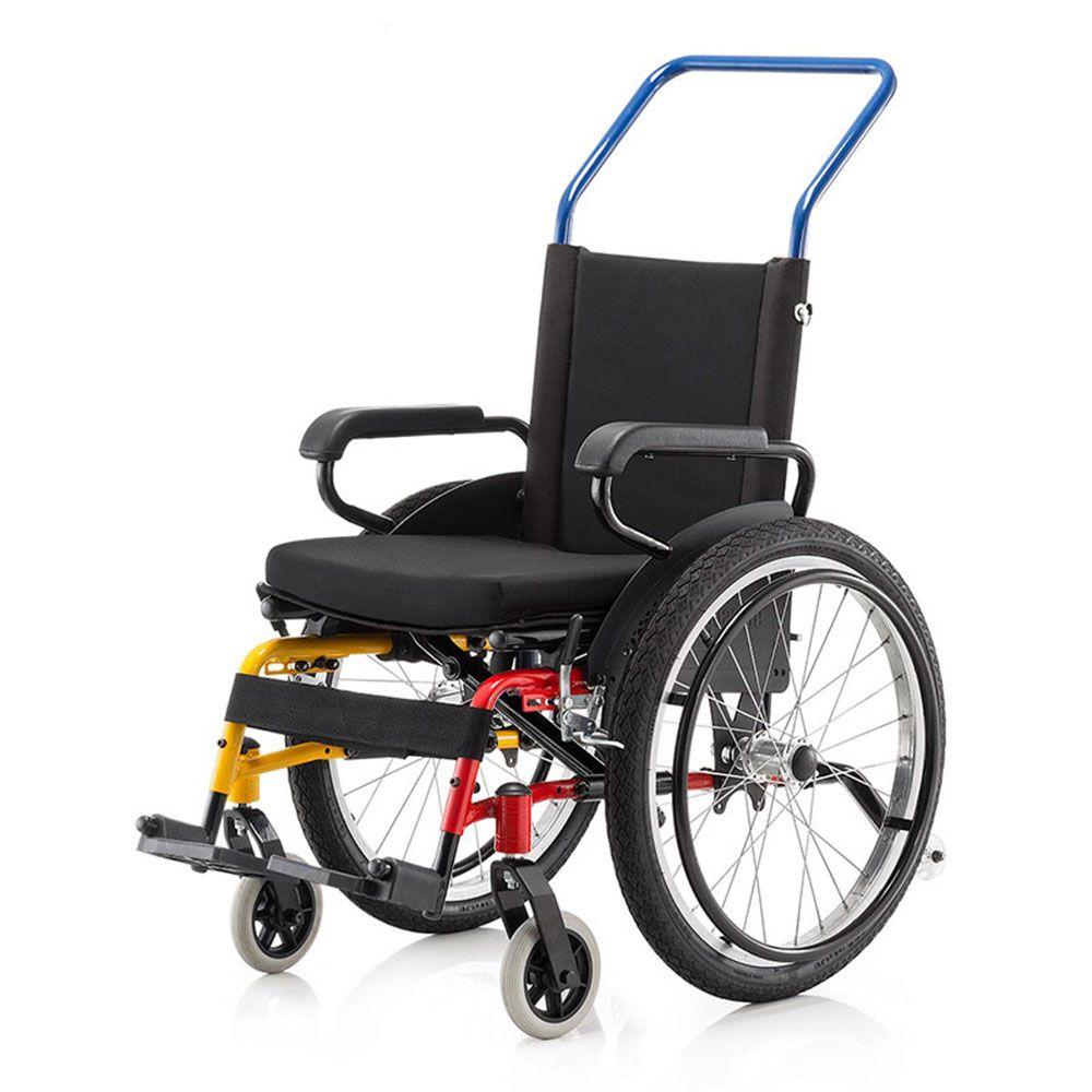 Cadeira de Rodas Cantu Infantil Jaguaribe