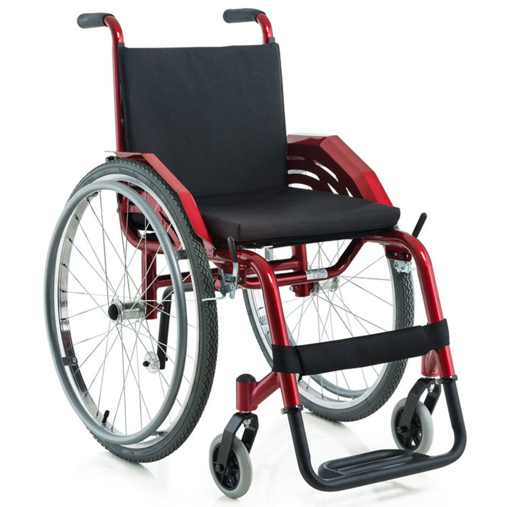 Cadeira de Rodas μ Leve Jaguaribe