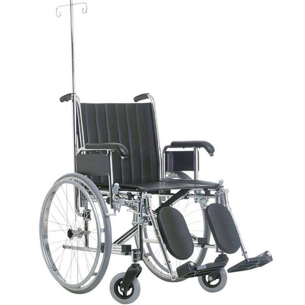 Cadeira de Rodas Hospitalar Jaguaribe