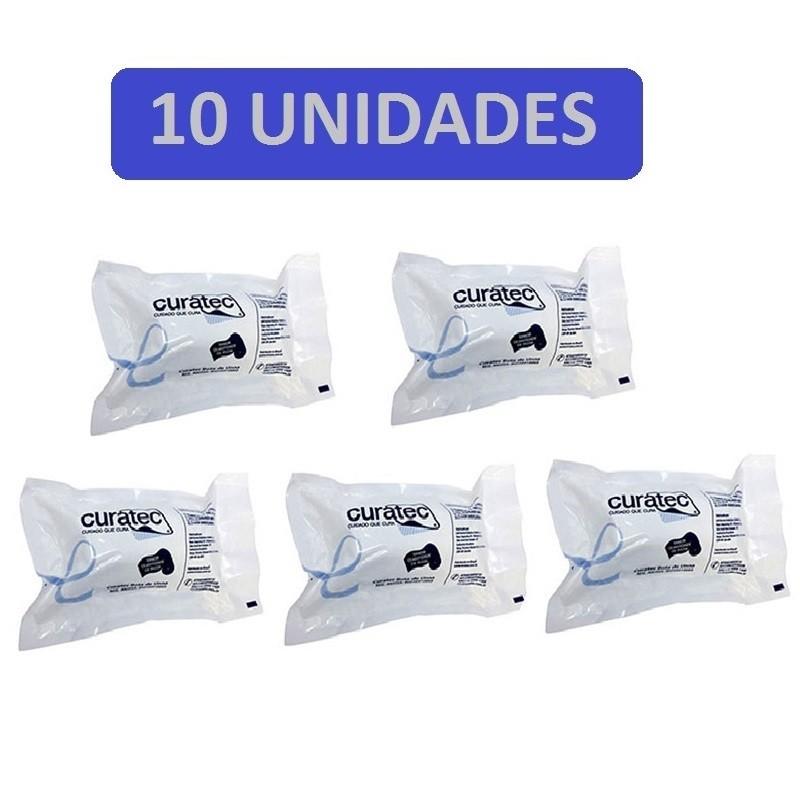 Curativo Bota de Unna Curatec 10,2cmX9,14m- Kit c/10 unidades