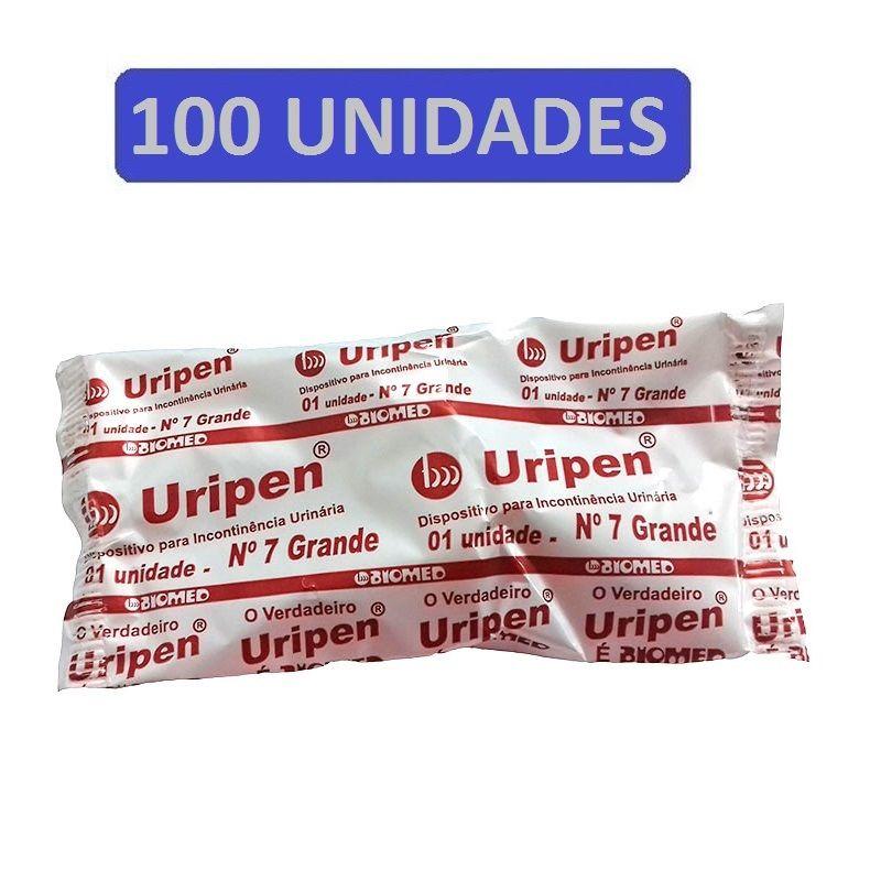 Dispositivo Para Incontinência Urinária Uripen N7 100 Und
