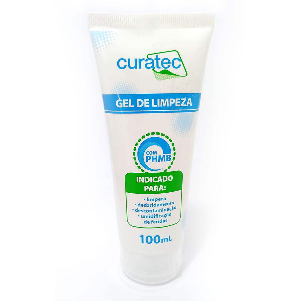 Gel de Limpeza Curatec 100ml