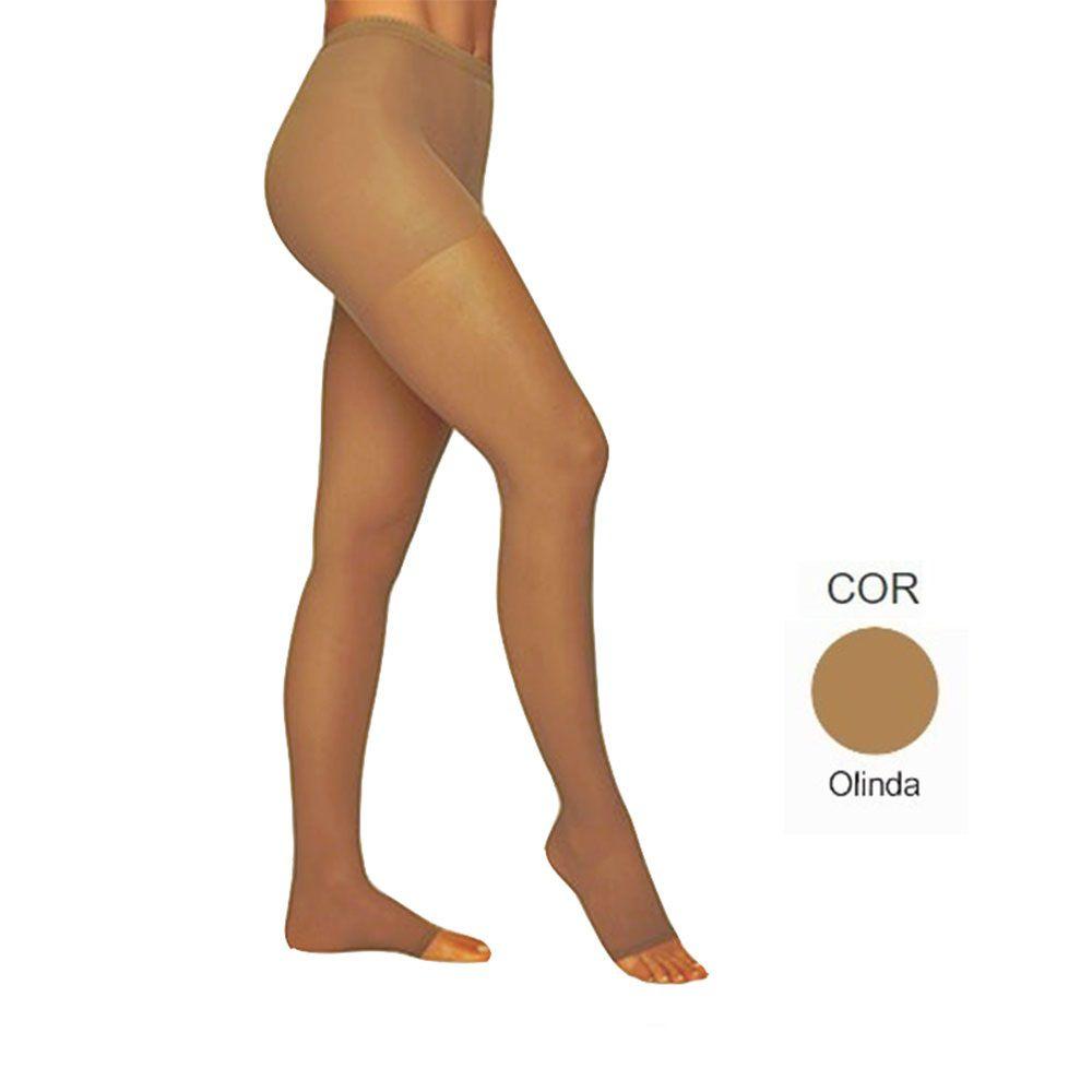 Meia Calça de Suave Compressão Venosan Legline 15-23mmHg Cor Olinda