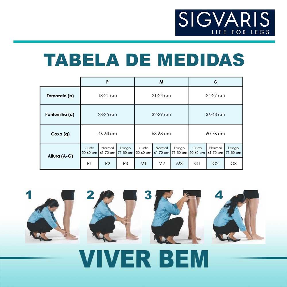 98d6f3ee2 ... Meia Calça Gestante Sigvaris Select Comfort Premium 20-30mmHg -  Cirúrgica Viver Bem ...