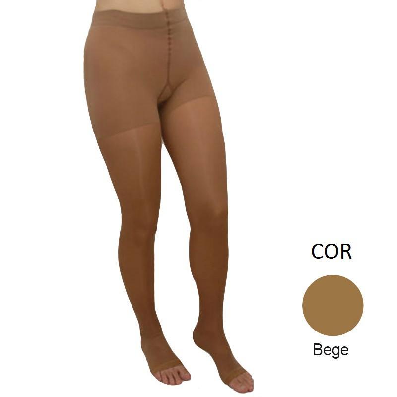 Meia Calça Venosan Comfortline 30-40mmHg Cor Bege